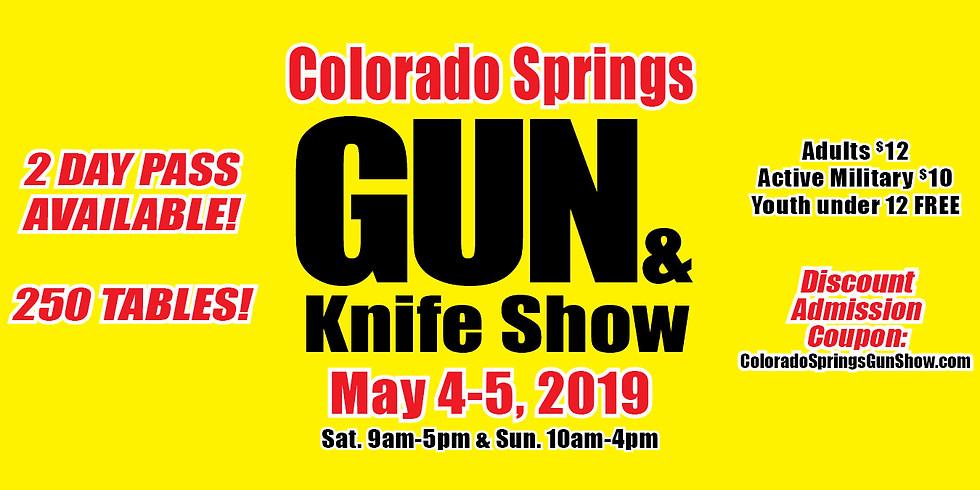 Colorado Springs Gun & Knife Show