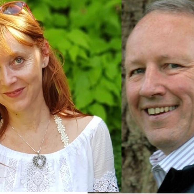 Regelmässige Übungstage in Medialität und Trance mit Minister Bill Thomson und Jasmine Scheer