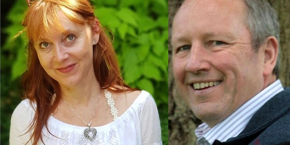 Regelmässiger Übungs-Freitag in Medialität und Trance mit Minister Bill Thomson und Jasmine Scheer (3)