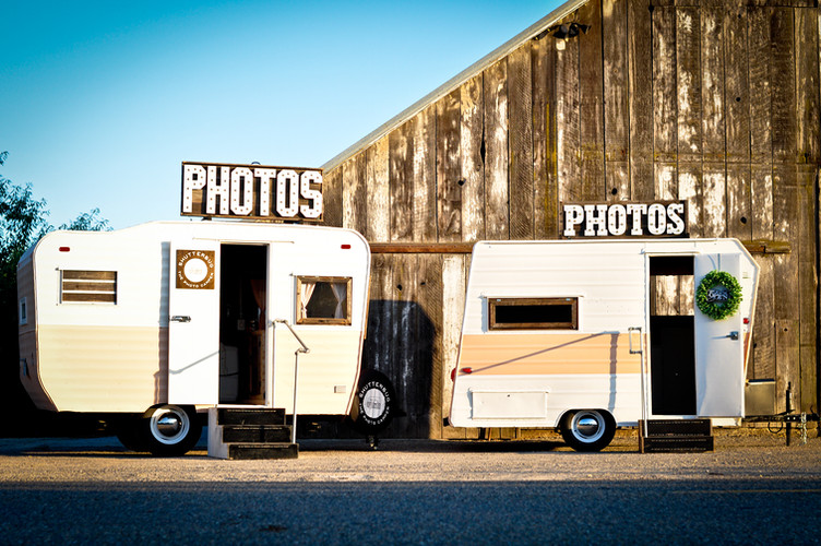 vintage photo booth trailers
