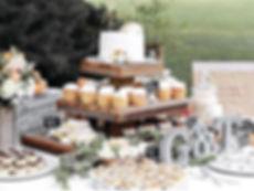 Dessert display, dessert tier