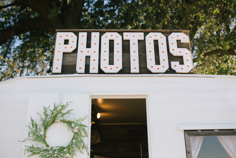 photo marquee