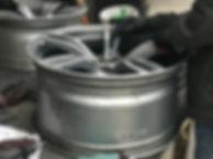 Wheel Repair, Tires