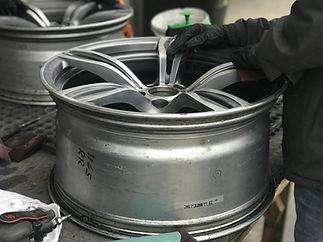Wheel Repair, Tires