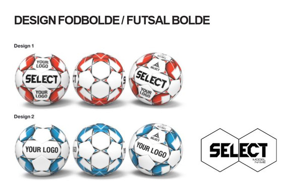 Design Select bolde