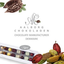 aalborg chokolade standard katalog 2019.