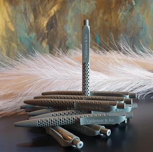 Microbiologiske kuglepenne