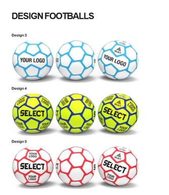 Design Select bolde 3-4-5