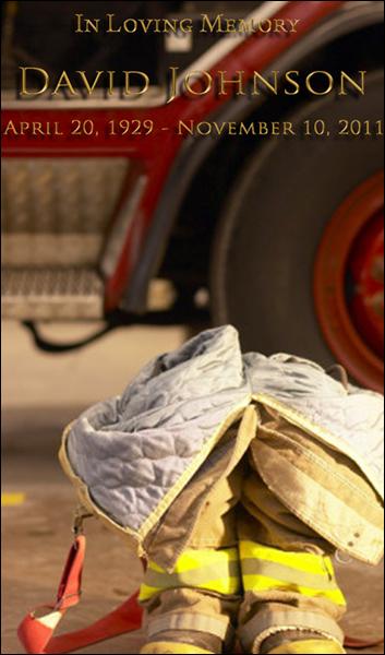 T2112 Fireman Boots