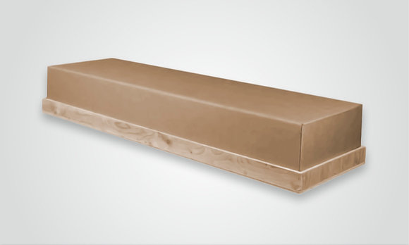 CA-2 Basic Cremation Tray