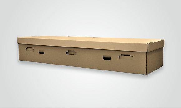 CA-3 Fiberboard Cremation Box