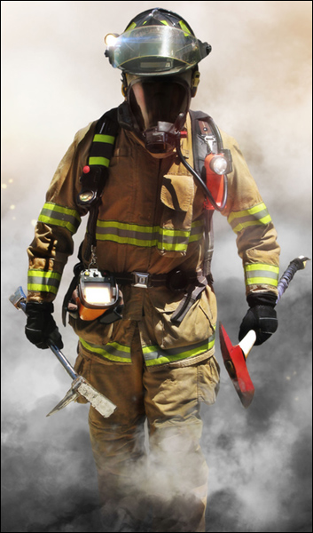T2113 Fire Fighter