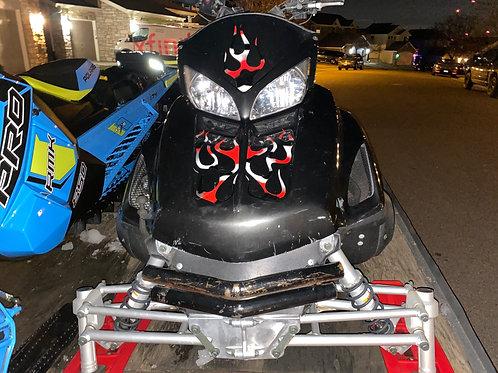 Yamaha RX1 Sled Rental