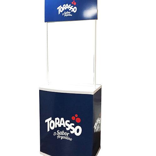 Ministand Portatil c/Gráfica 60cm