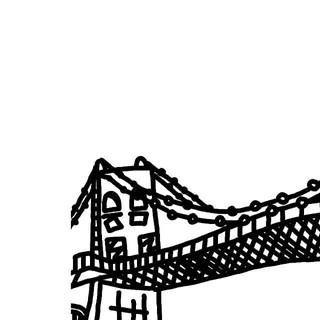 Menai Bridge 3/3 . . . #menaibridge #men