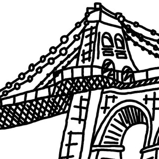 Menai Bridge 2/3 . . . #menaibridge #men