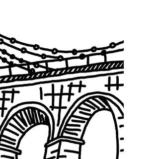 Menai Bridge 1/3 . . . #menaibridge #men
