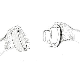 Sketch demonstration showing how both el