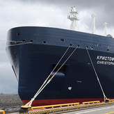 MELTING ICE A GIFT TO FOSSIL FUEL TANKERS