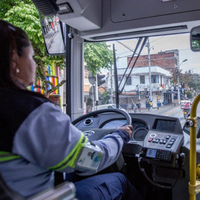 AN INCREASINGLY URBANIZED LATIN AMERICA TURNS TO ELECTRIC BUSES