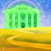 GREEN BANKS MAKE A COMEBACK IN POST-COVID RECOVERY