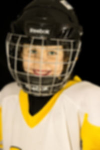 little girl hockey