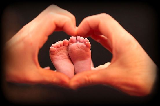 Babys feet