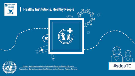 Healthy Institutions, Healthy People: The Fundamental Lessons of COVID-19 and its Global Solutions