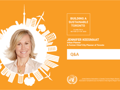 Q&A with Jennifer Keesmaat: Sustainable Housing in Toronto