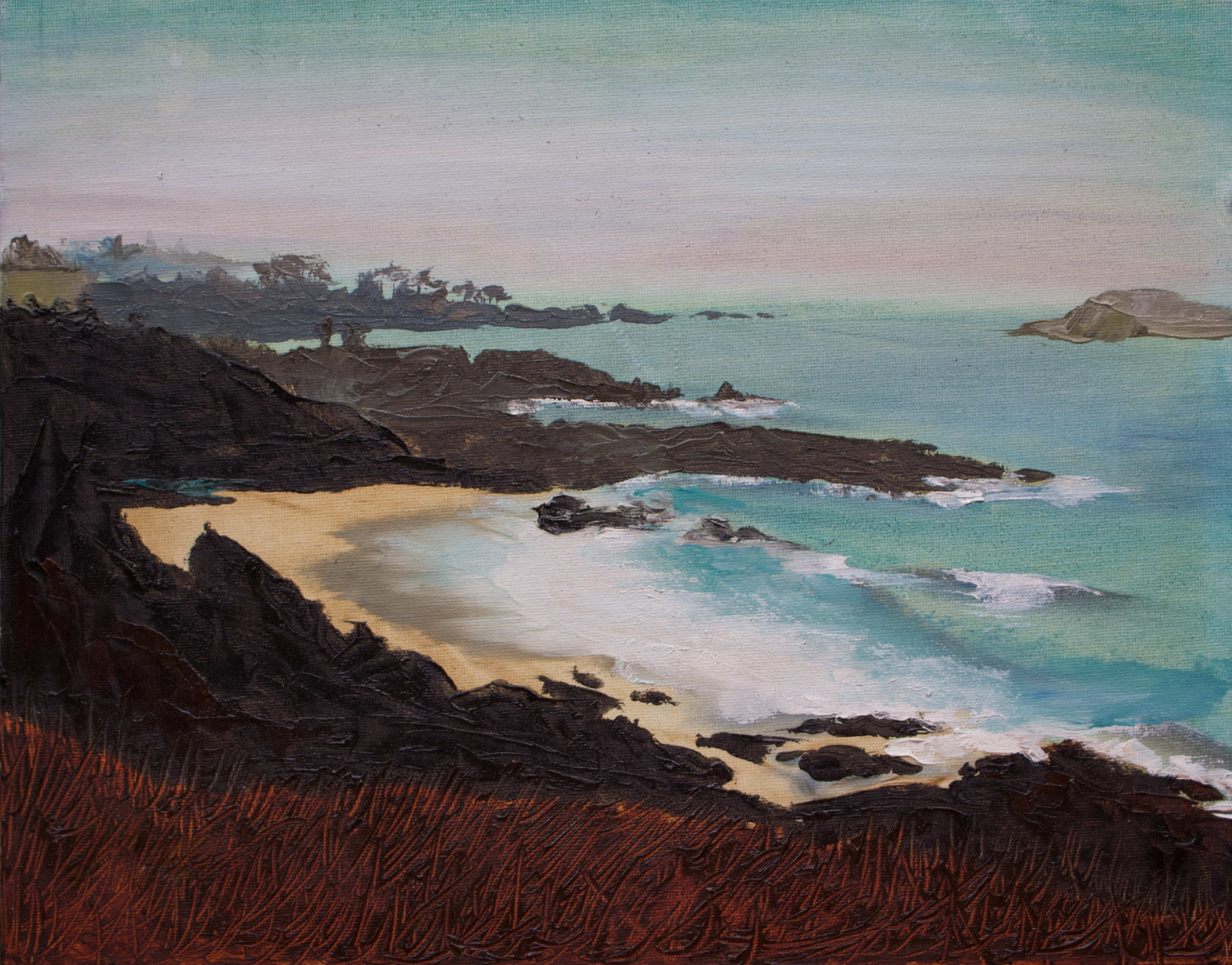 10wk Acrylic Painting Course - Wednesday