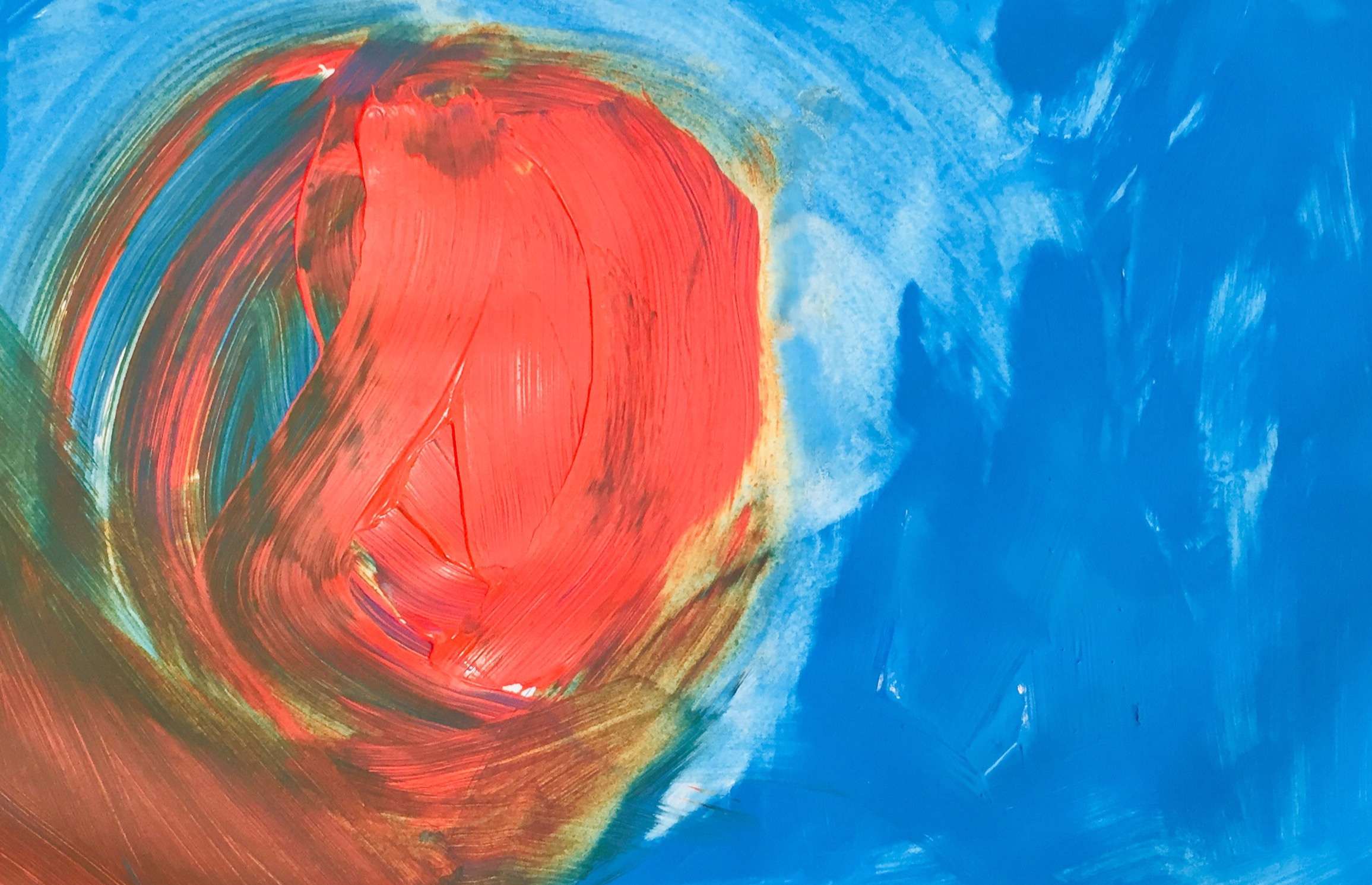 10wk Abstract Acrylic Course - Friday