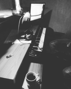 BMA recording studio (original ableton live 9 suite)