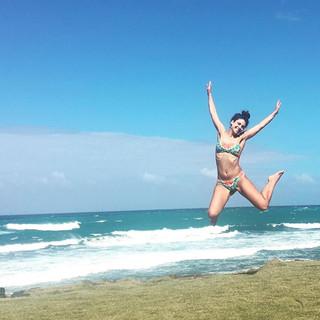 Favorite beach in San Juan, Puerto Rico
