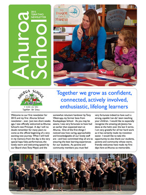 Term Two 2015 Newsletter