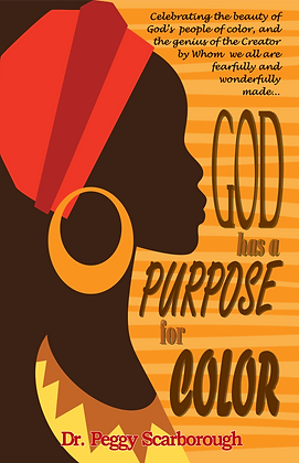 God Has a Purpose for Color