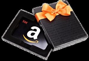 Amazon Gift Card del valore di 50€ per ogni acquisto