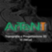 ArTeNT, logo ArTeNT, plugin ZWCad, rilievo topografico software