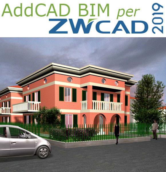 AddCAD BIM 2019 per ZWCAD aggiunge strumenti semplici e potenti al tuo cad, provalo per 30 giorni e scoprilo nei nostri webinar!