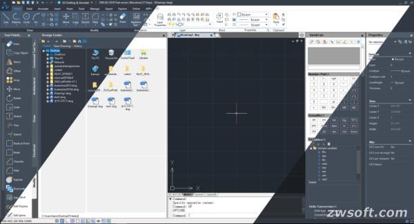 personalizza colore UI zwcad.jpg