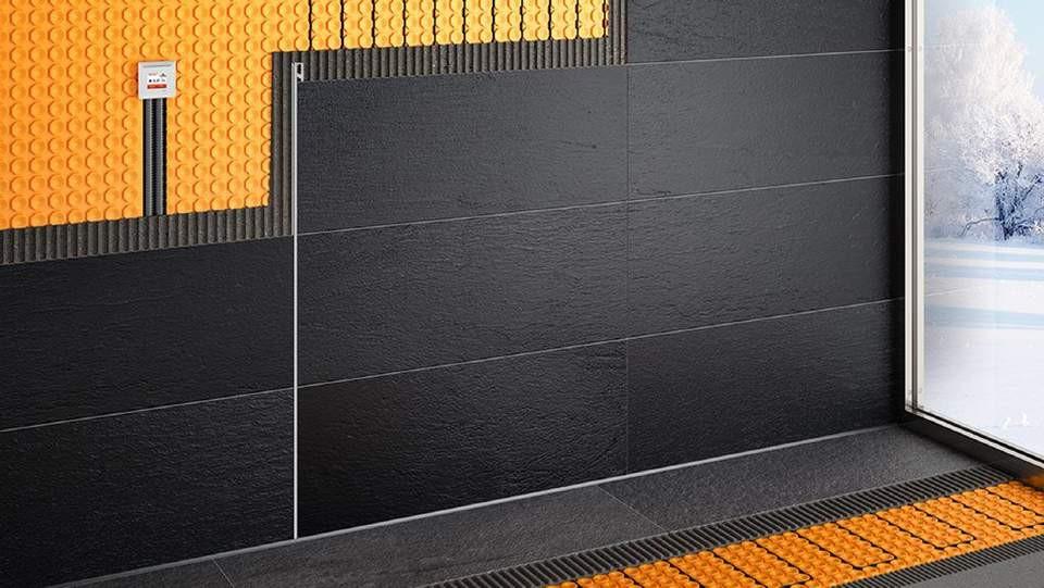Riscaldamento elettrico a pavimento o a parete