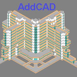 addCAD, Plugin ZWCad, Logo addCAD