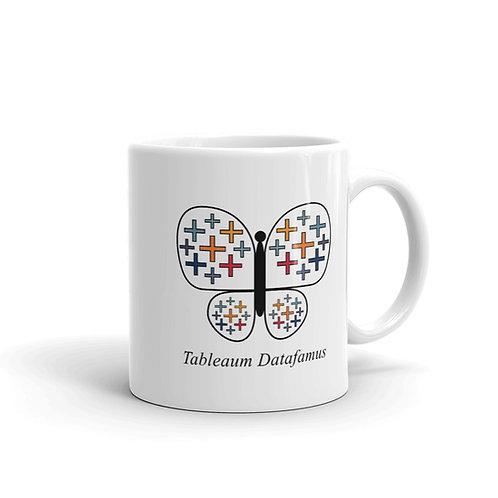 Datavizbutterfly - Tableaum Datafamus - Mug