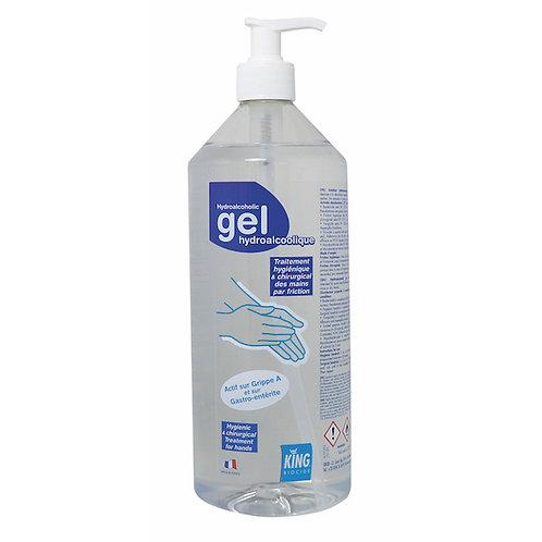 Disinfettante gel con dosatore 1 L
