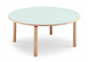 Tavolo circolare 128 cm