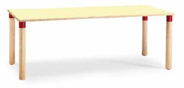 Tavolo rettangolare 148x64 cm