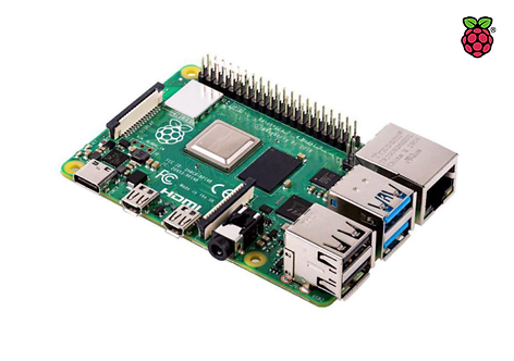 Raspberry Pi scheda madre Raspberry Pi 4 Model B 8GB