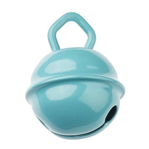 Schnulli campanello 15 mm turchese 2 Pz.