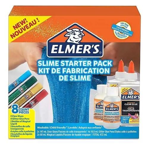 Elmer's slime starter kit