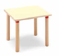 Tavolo quadrato 64x64 cm