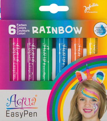 Jofrika Easy Pen Rainbow 6 colori